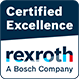 Certified Excellence by Bosch-Rexroth
